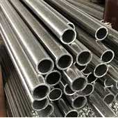 ASTM B337 UNS R50400 Welded Tube