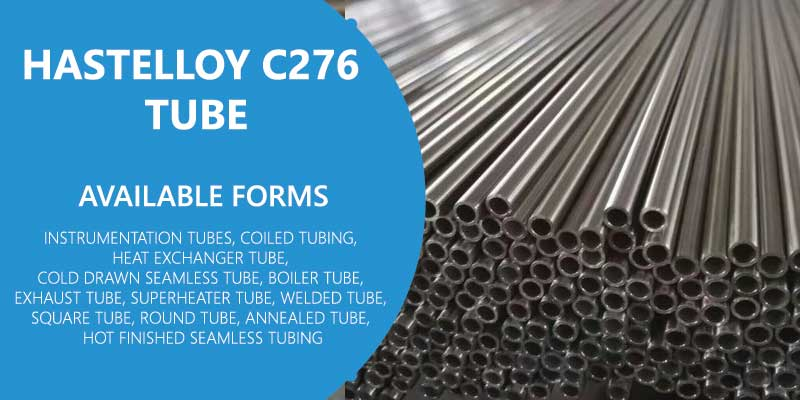 Hastelloy C276 Tube