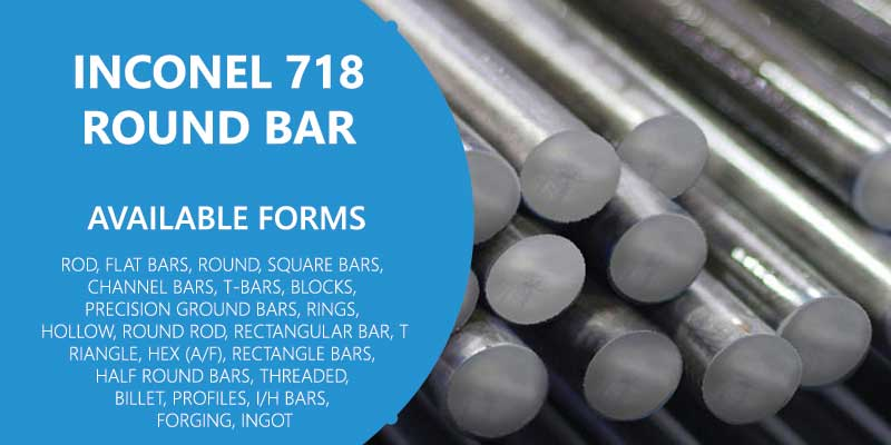 Incoloy 718 Round Bar