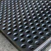 ASTM B127 Alloy K500 Perforated Sheet