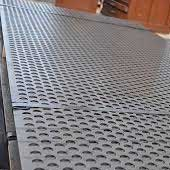 ASTM B443 Alloy 625 Perforated Sheet