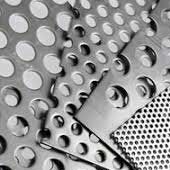 EN 10095 Perforated Sheet