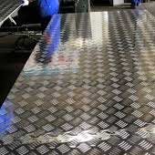 Inconel Alloy 800 Checker Plate
