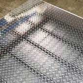 Monel Alloy K500 Checker Plate