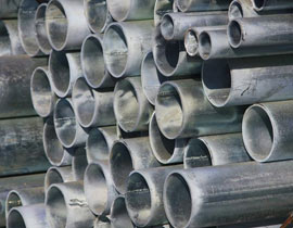 Pure Nickel Hot Finished Pipe